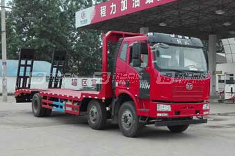 湖北合力CLW5250TPBC5程力威牌平板運輸車