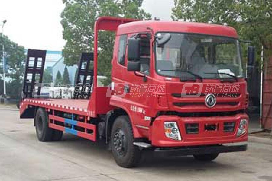 湖北合力CLW5168TPBT5程力威牌平板運輸車