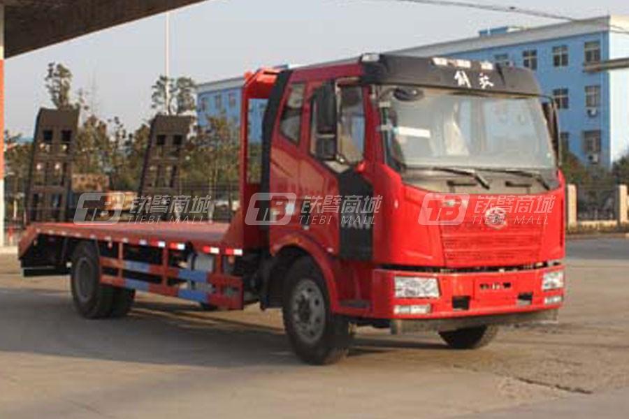 湖北合力CLW5161TPBC5程力威牌平板运输车