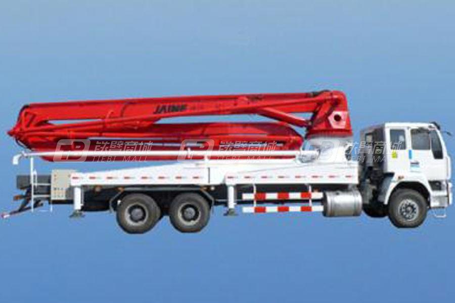 建研机械HBC37混凝土布料车