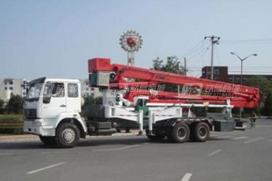 建研机械HBC32混凝土布料车