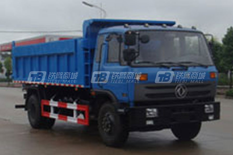 厦工楚胜东风EQ5168ZLJL型自卸式垃圾车