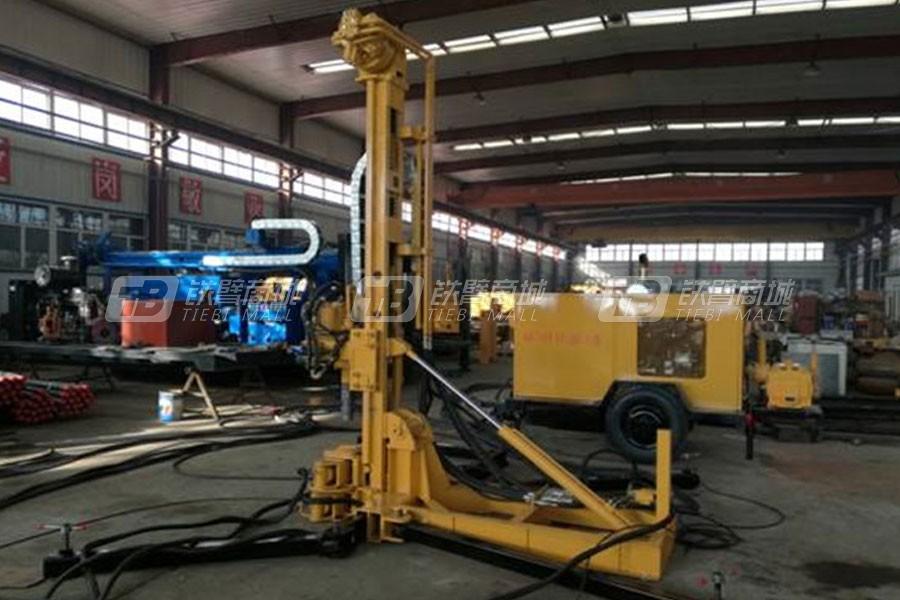 中海恒通HTA全液压多功能基础工程钻机