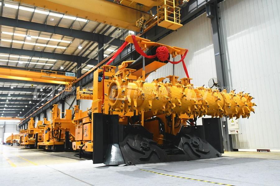 铁建重工EJM270/4-2快速掘锚成套装备系列