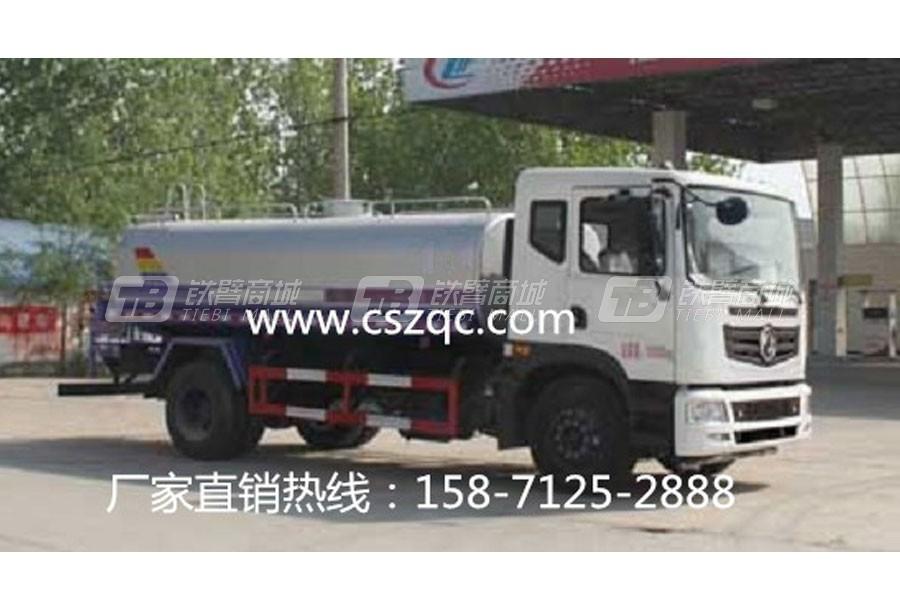 厦工楚胜东风12吨洒水车