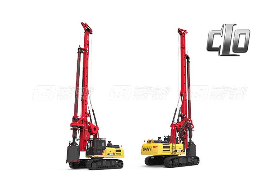 三一SR205-C10旋挖钻机