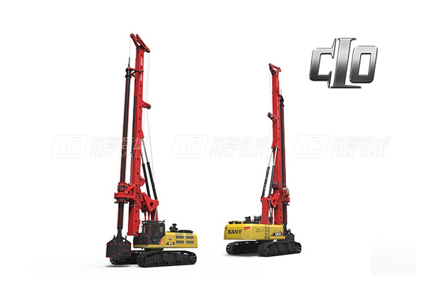 三一SR235旋挖钻机