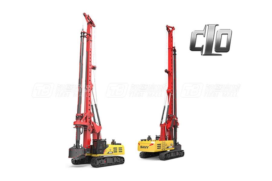 三一SR285R旋挖钻机