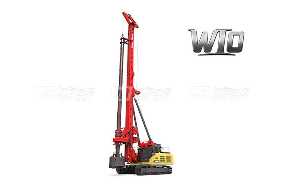 三一SR365R-W10旋挖钻机