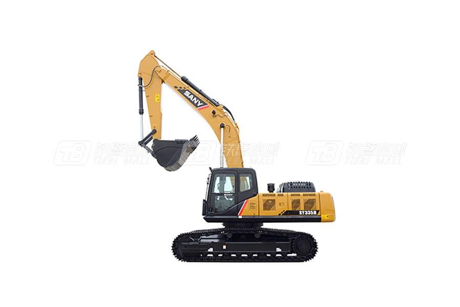 三一SY335H履带挖掘机