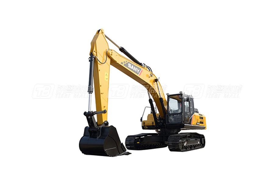 三一SY265C履带挖掘机