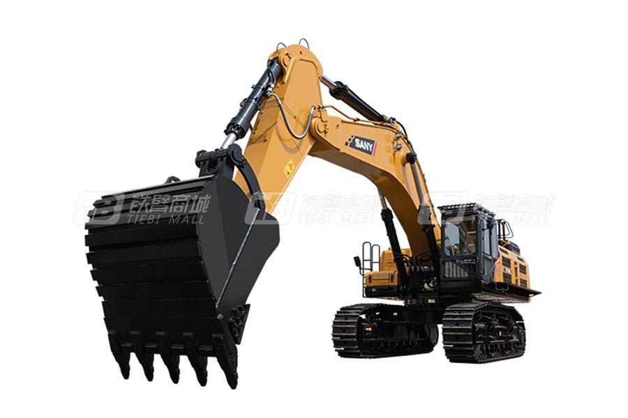三一SY750H大型挖掘机