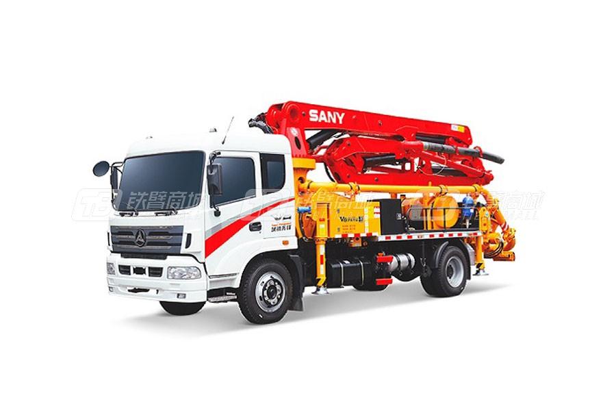 三一SYM5163THBDS 21混凝土泵车