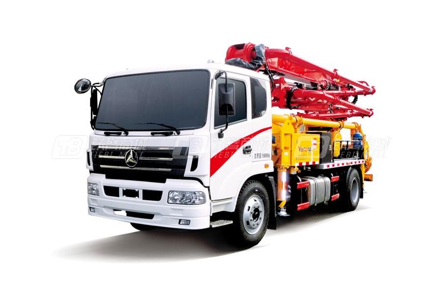 三一SYM5163THBDS 23混凝土泵车