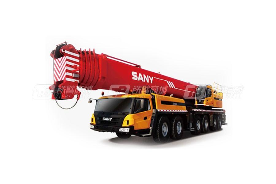 三一SAC3500全地面起重机