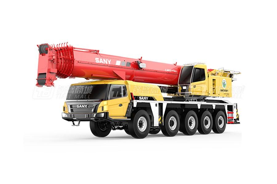 三一SAC1300T全地面汽车起重机