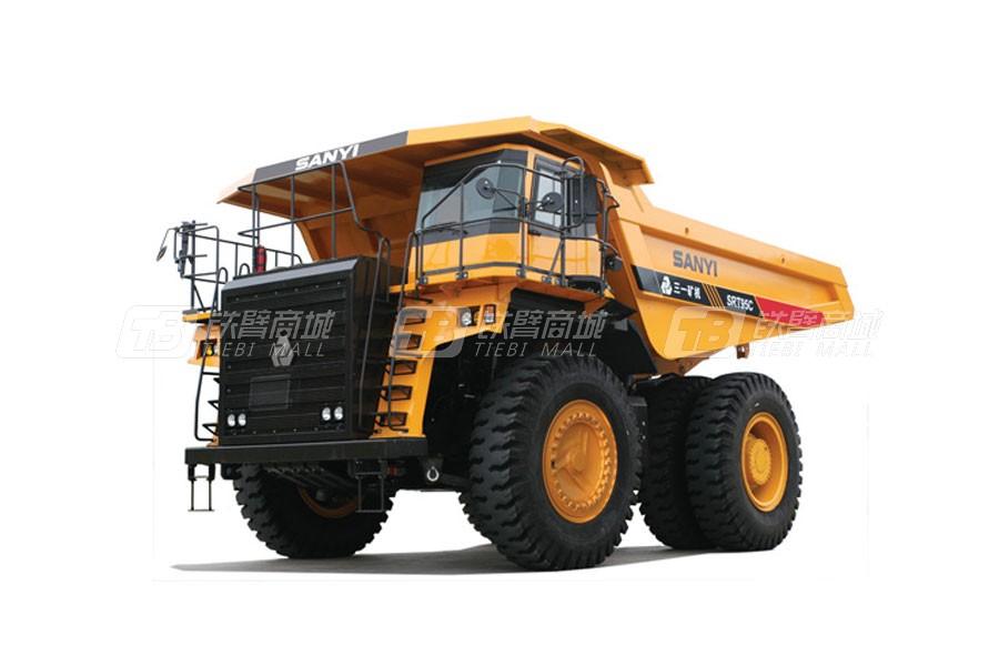 三一SRT95C矿用自卸车