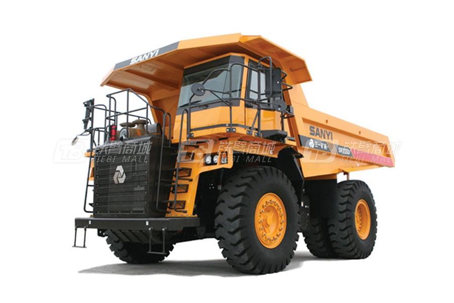 三一SRT55D矿用自卸车
