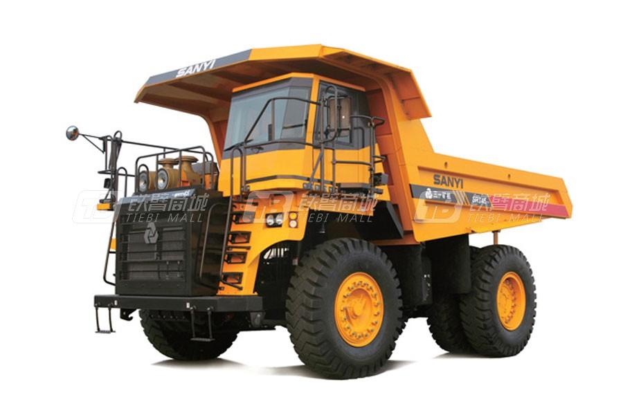 三一SRT45矿用自卸车