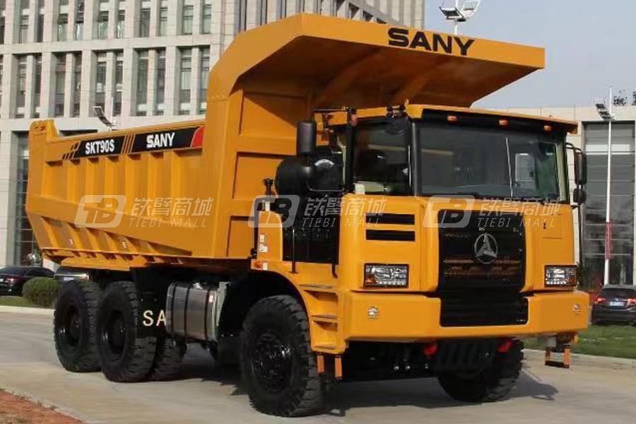 三一SKT90S宽体车(自动挡变速箱)