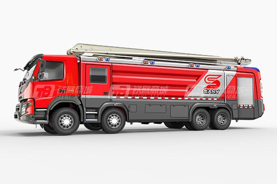 三一SYM5420JXFJP2020米级大罐举高喷射消防车