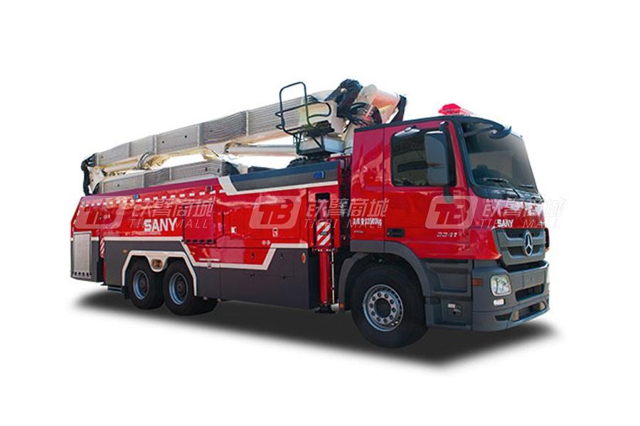 三一SYM5320JXFJP2323米强力破拆举高喷射消防车