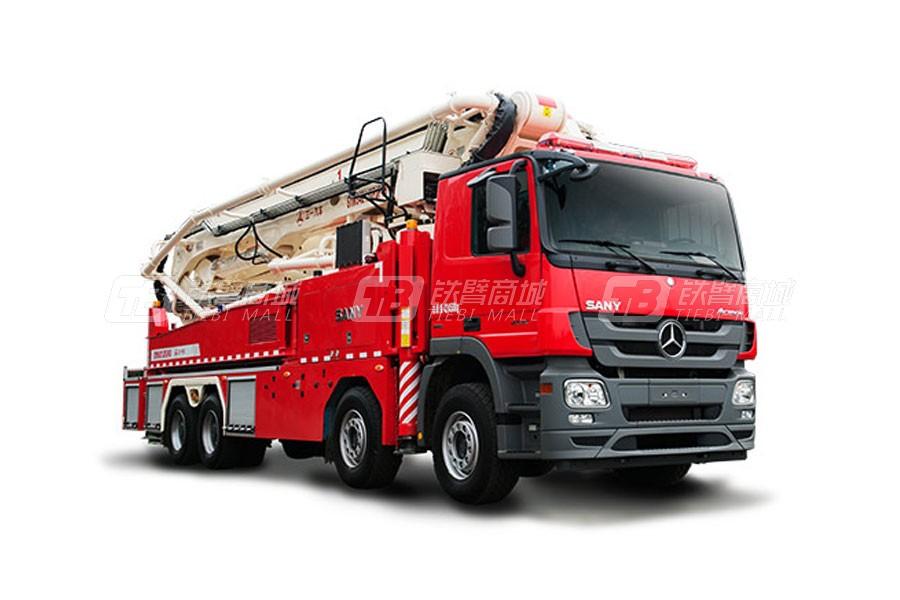 三一SYM5421JXFJP4848 米三一大跨度举高喷射消防车