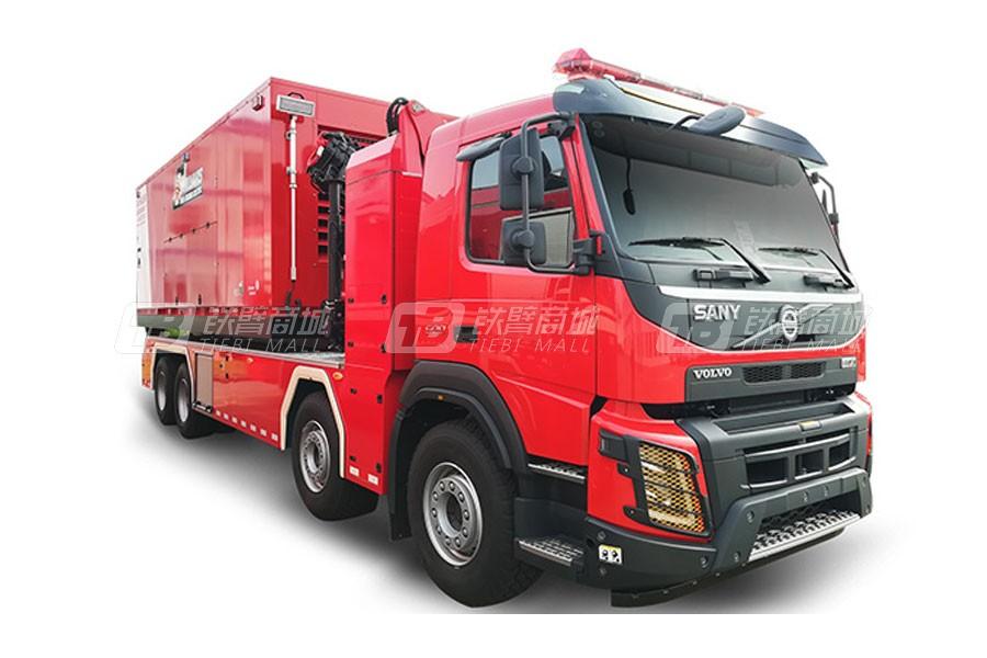 三一泵浦消防车