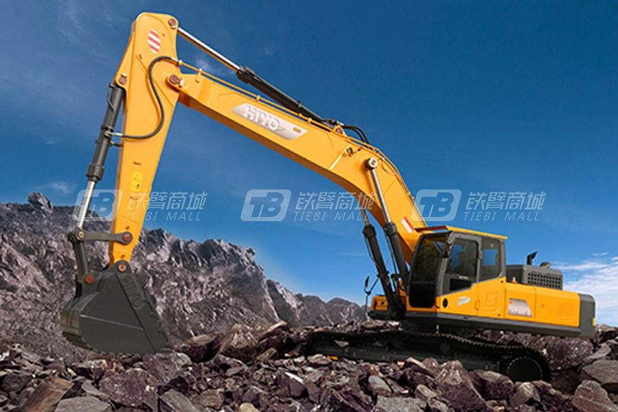 恒岳HY465-8履带挖掘机