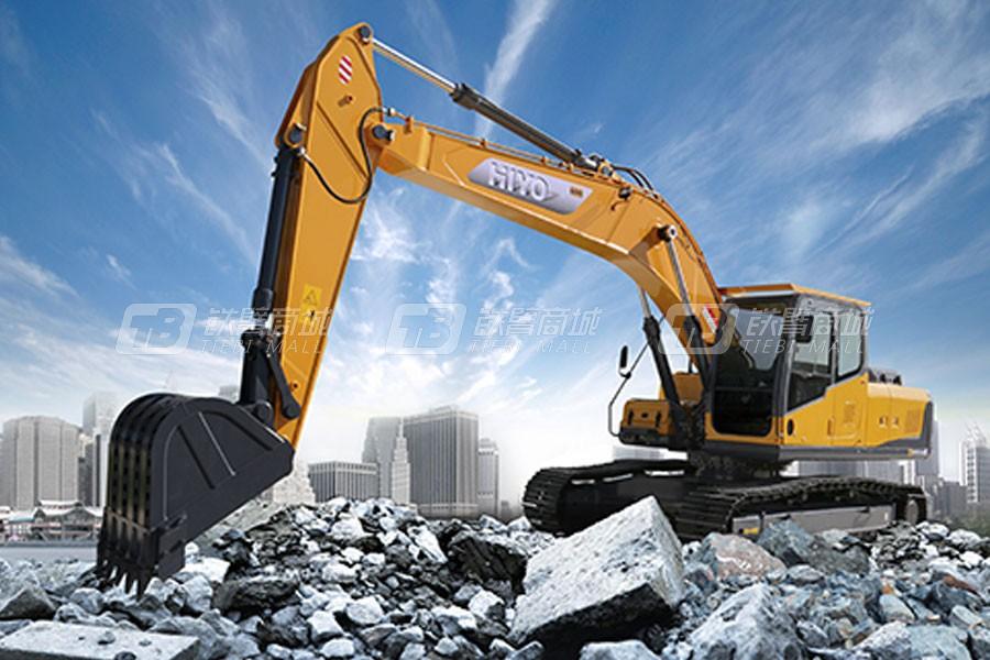 恒岳HY215-8履带挖掘机