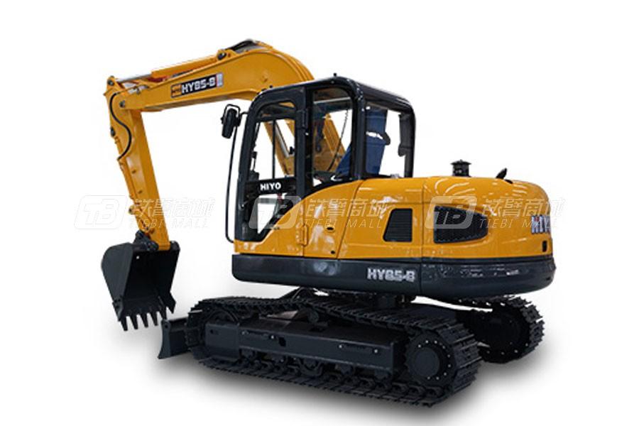 恒岳HY85-8履带挖掘机