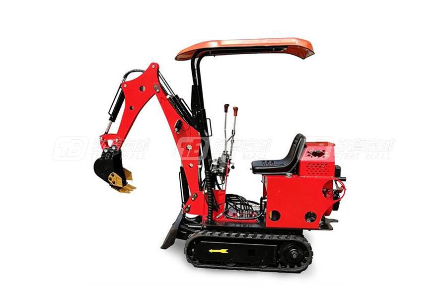 凯迪沃08型小型挖掘机