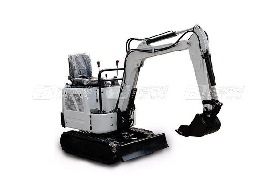 凯迪沃新款KV10新款小型挖掘机