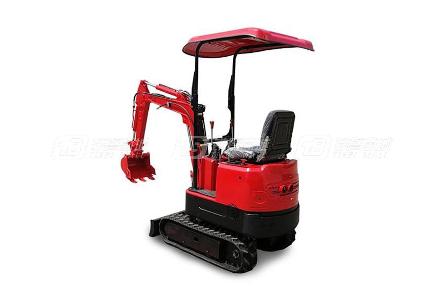 凯迪沃KV10型EPA证书小型挖掘机