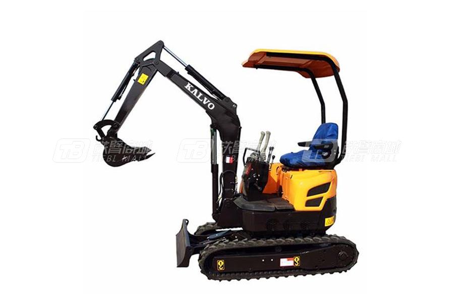 凯迪沃KV16高端小型挖掘机