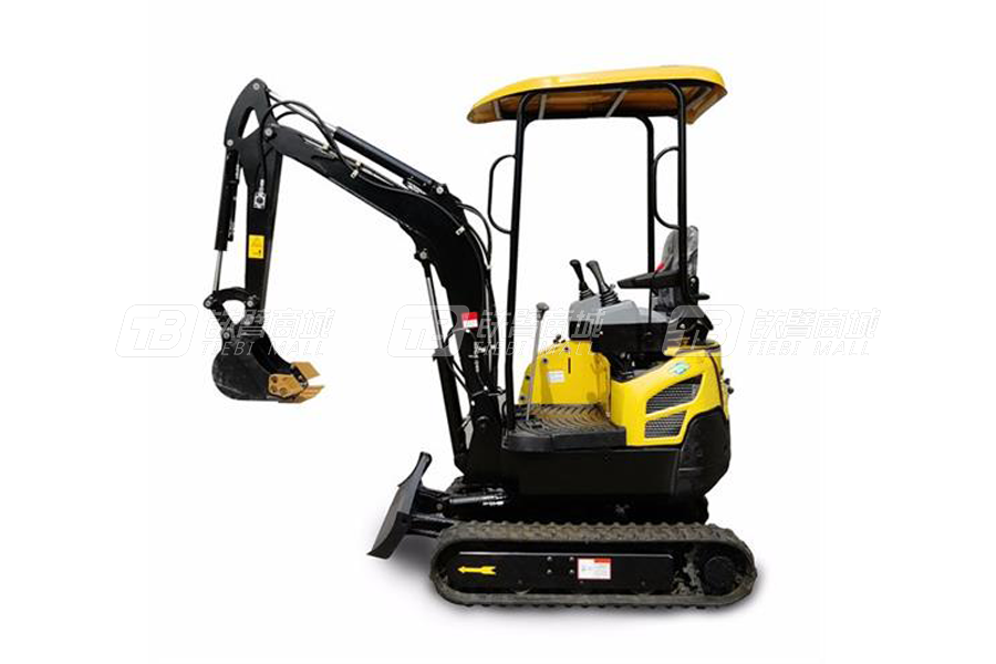凯迪沃新款KV20小型挖掘机
