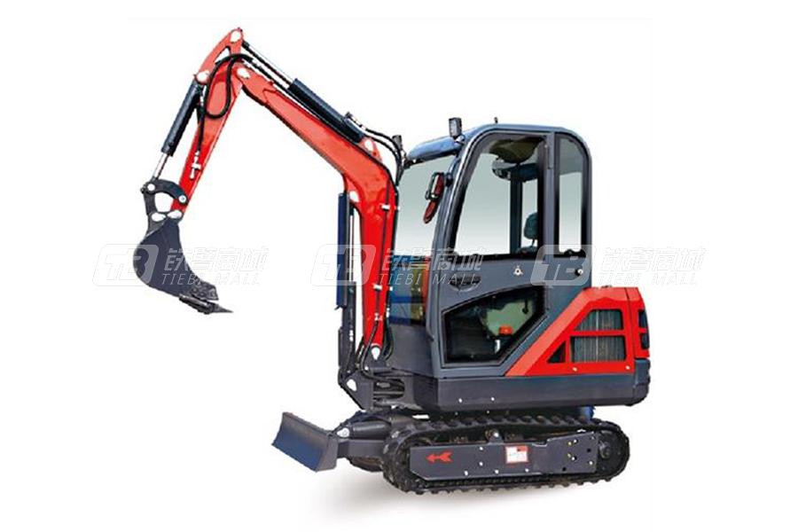 凯迪沃KV20带驾驶室挖掘机
