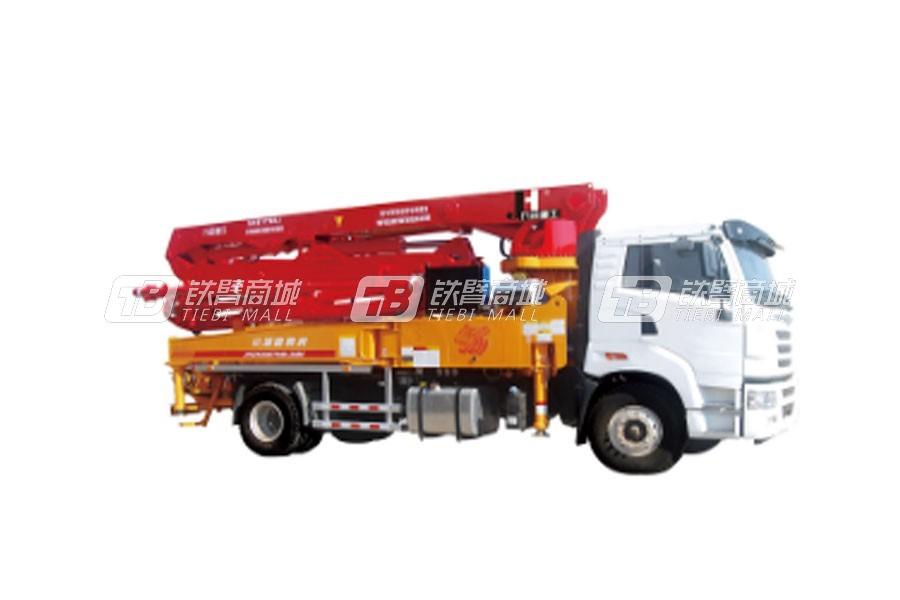 九合重工JHZ5200THB-33混凝土泵车
