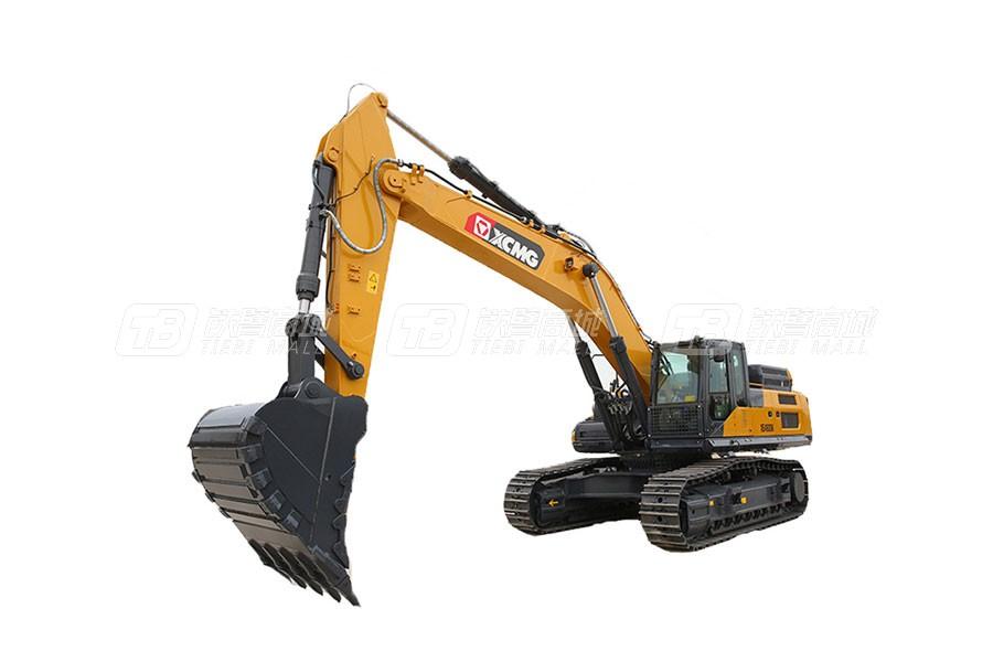 徐工XE490DK履带挖掘机