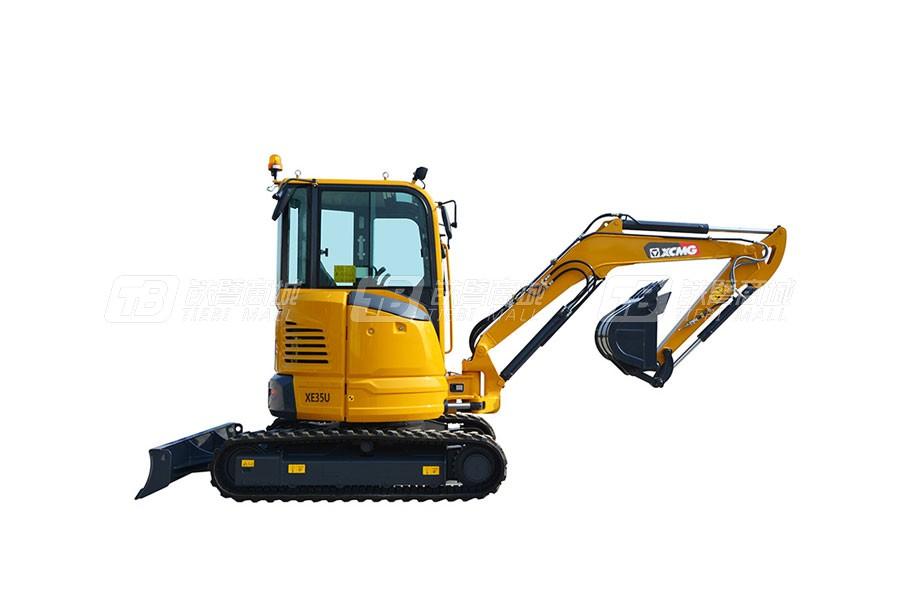 徐工XE35U履带挖掘机