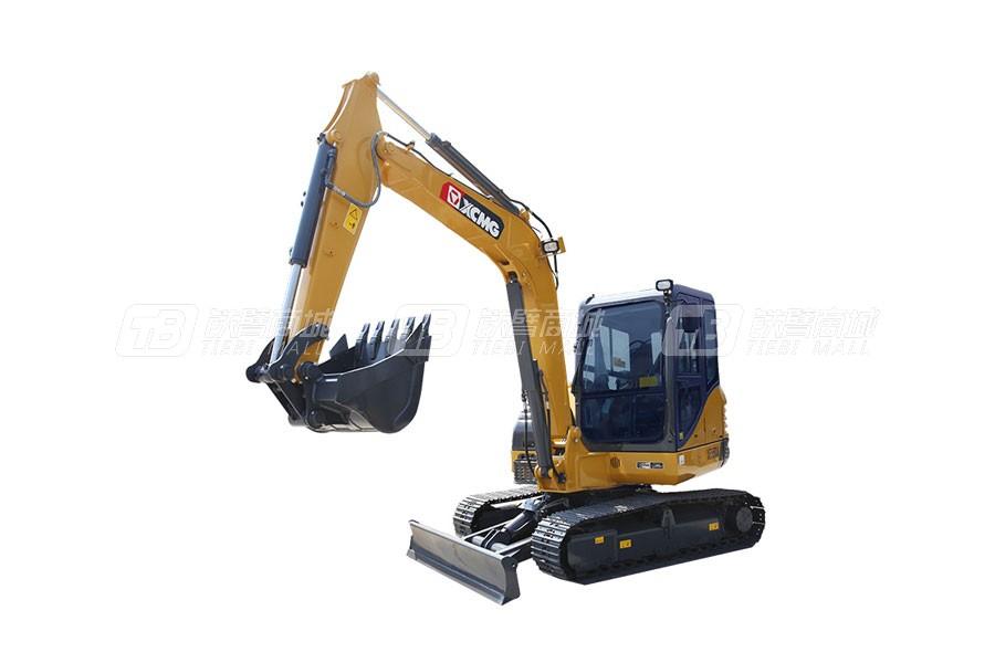 徐工XE55DA履带挖掘机