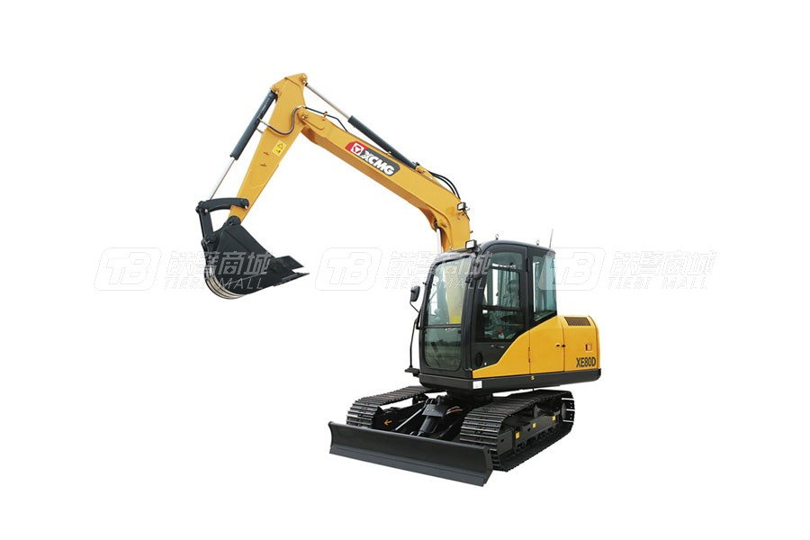 徐工XE80D履带挖掘机