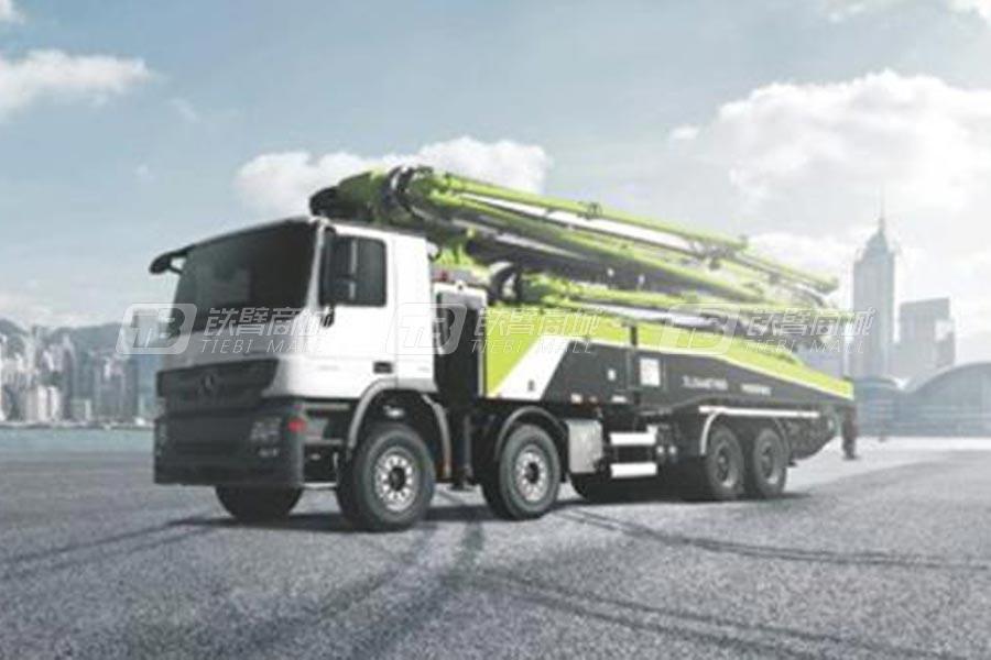 中联重科60X-7RZ复合技术泵车