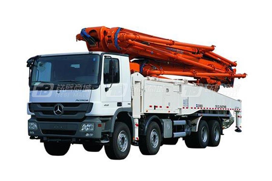 中联重科ZLJ5440THBBE 53X-6RZ复合技术泵车
