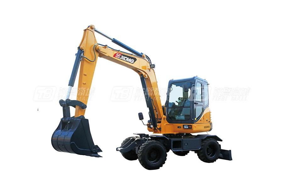 徐工XE60WA轮式挖掘机