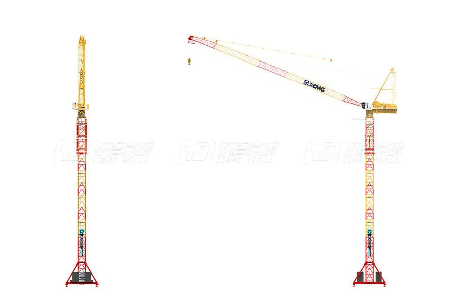 徐工XAL6025-20塔式起重机
