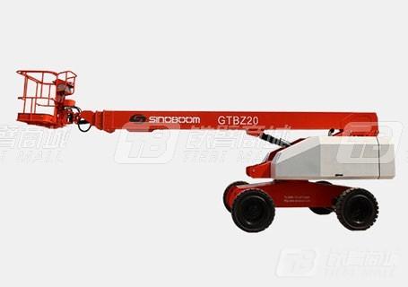 星邦重工GTBZ20直臂式高空作业平台