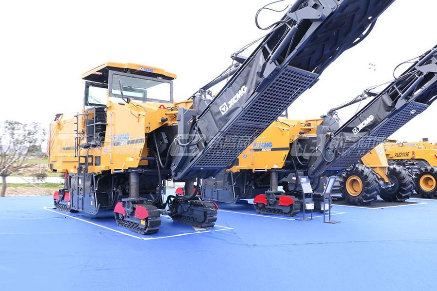 徐工XM200大型铣刨机