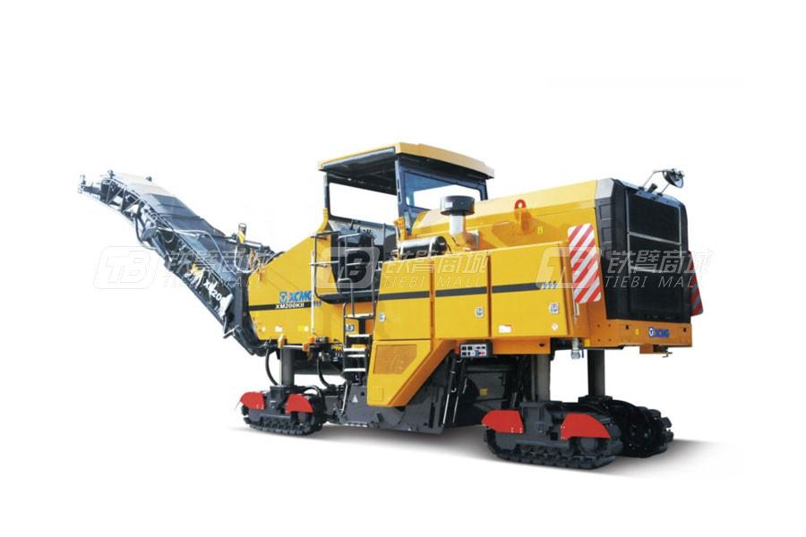 徐工XM200KII大型铣刨机