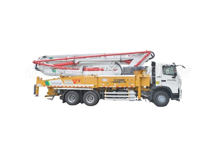徐工HB52K混凝土泵车( 重汽底盘 )